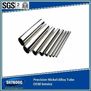 Precision Nickel Alloy Tube OEM Service