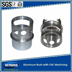 Aluminum Bush with CNC Machining