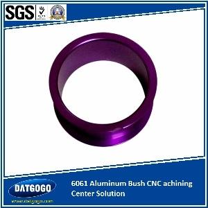 6061 Aluminum Bush CNC Machining Center Solution