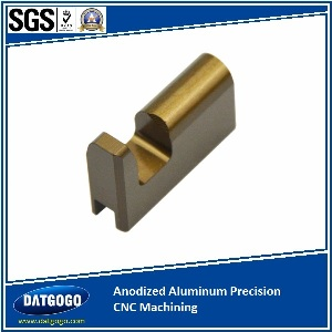 Anodized Aluminum Precision CNC Machining