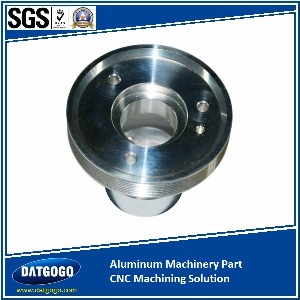 Aluminum Machinery Part CNC Machining Solution