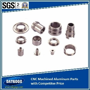 CNC Machined Aluminum Parts with Competitve Price