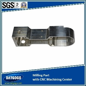 Milling Part with CNC Machining Center