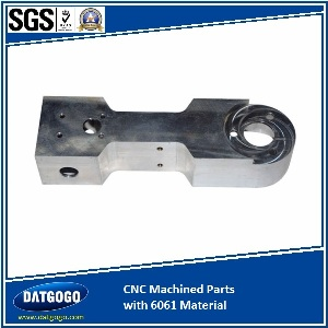 CNC Machined Parts with 6061 Material
