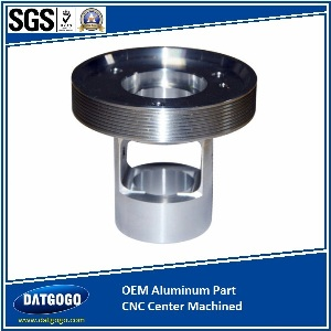 OEM Aluminum Part CNC Center Machined