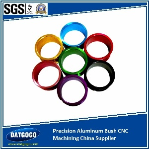 Precision Aluminum Bush CNC Machining China Supplier