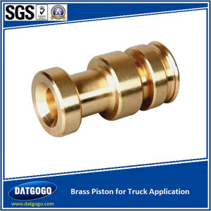 Brass Piston for Truck Application