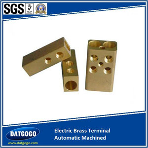 Electric Brass Terminal Automatic Machined