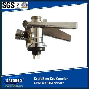 Draft Beer Keg Coupler OEM & ODM Service