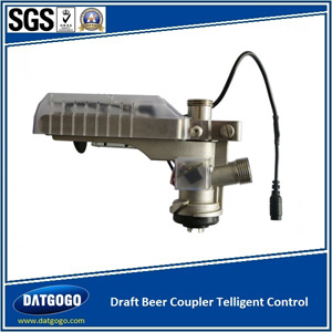 Draft Beer Coupler Telligent Control