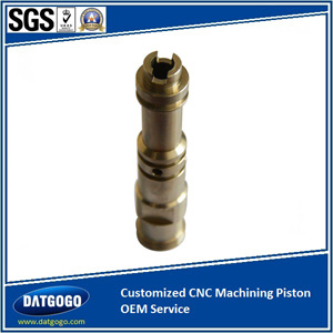 Customized CNC Machining Piston OEM Service