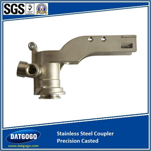 Stainless Steel Coupler Precision Casted