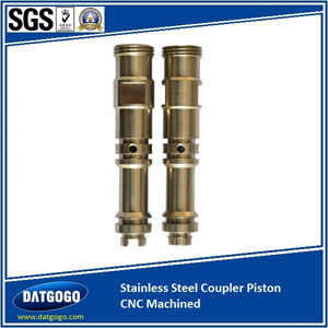 Stainless Steel Coupler Piston CNC Machined