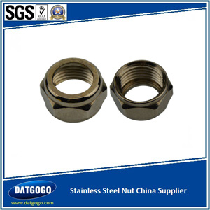 Stainless Steel Nut China Supplier