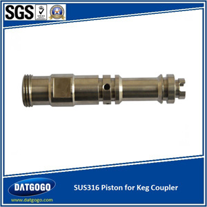 SUS316 Piston for Keg Coupler