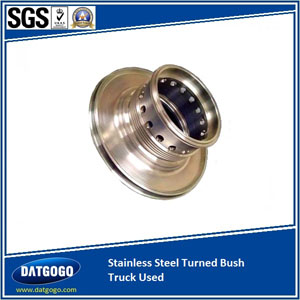 Stainless Steel Turned Bush Truck Used