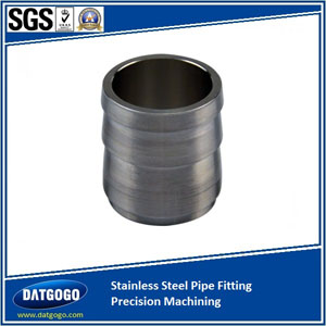 Stainless Steel Pipe Fitting Precision Machining