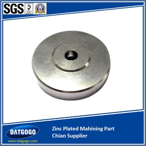 Zinc Plated Mahining Part Chian Supplier