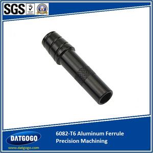 6082-T6 Aluminum Ferrule Precision Machining