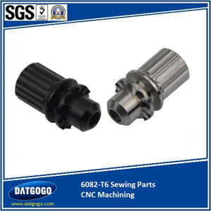 6082-T6 Sewing Parts CNC Machining