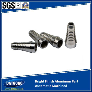 Bright Finish Aluminum Part Automatic Machined
