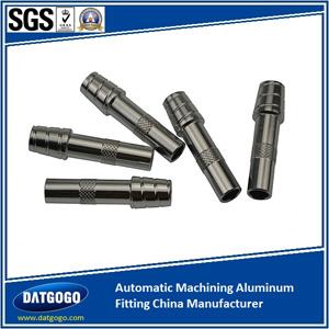 Automatic Machining Aluminum Fitting China Manufacturer