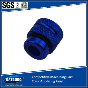Competitive Machining Part Color Anodizing Finish