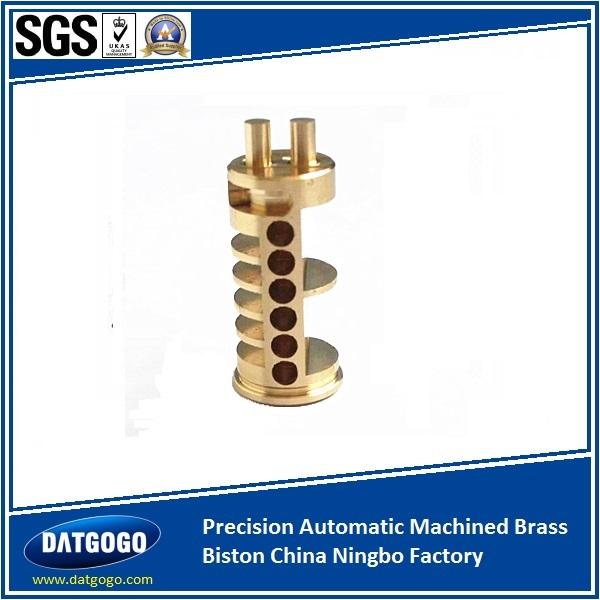 Precision Automatic Machined Brass Biston China Ningbo Factory