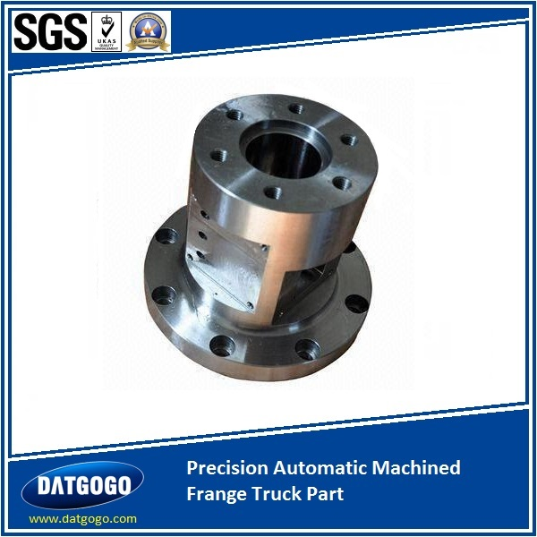 Precision Automatic Machined Frange Truck Part