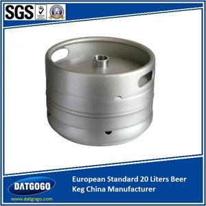 European Standard 20 Liters Beer Keg China Manufacturer