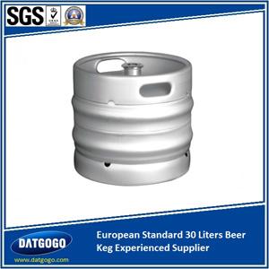 European Standard 30 Liters Beer Keg Experienced Supplier