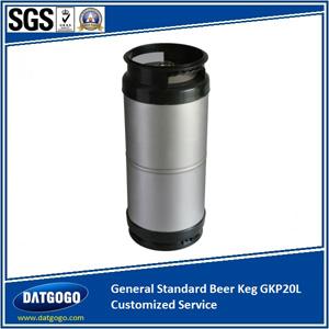 General Standard Beer Keg GKP20L Customized Service