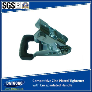 Competitive Zinc Plated Tightener with Encapsulated Handle