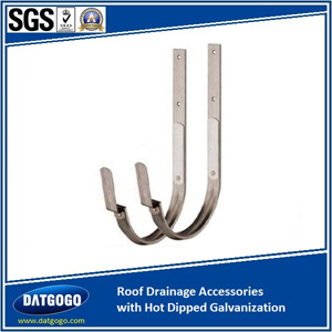 Roof Drainage Accessories with Hot Dipped Galvanization