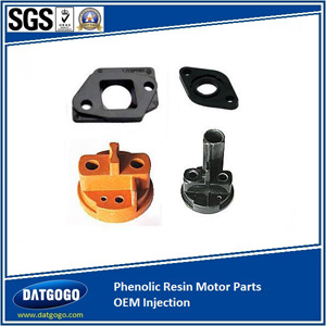 Phenolic Resin Motor Parts OEM Injection
