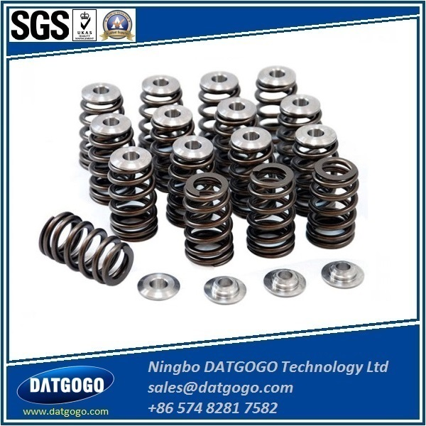 High Lift Valve Springs and Retainers for BMW Series